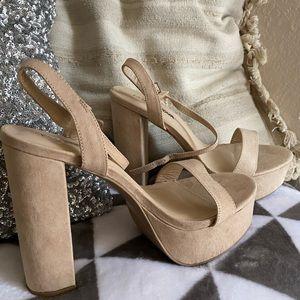 Fashion Nova Heels